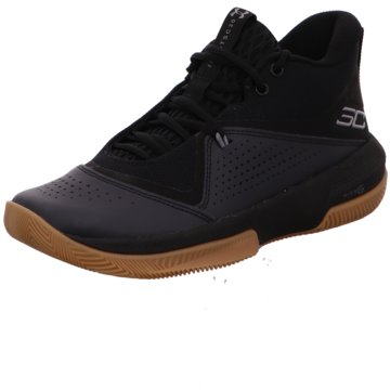 Under Armour TrainingsschuheSC 3Zero IV schwarz