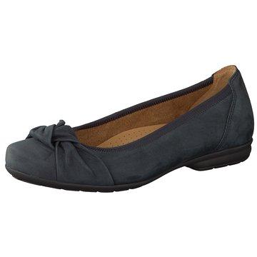 Gabor comfort Klassischer BallerinaFlorenz blau
