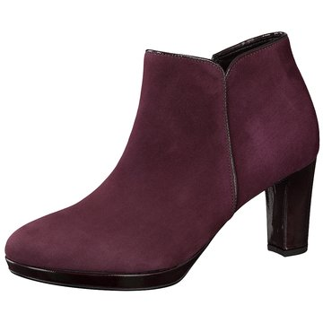 Ankle-Boot Gabor rot s3dKCF4