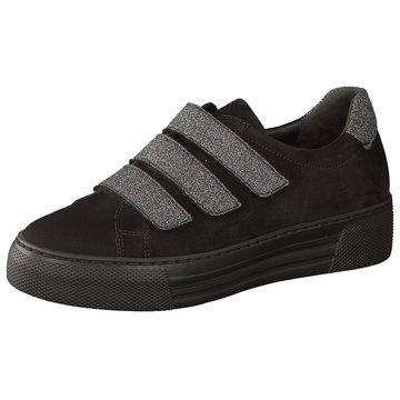 Gabor comfort Komfort Slipper schwarz
