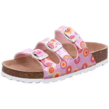 Gemini Offene Schuhe rosa