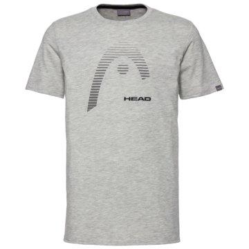 Head T-ShirtsCLUB CARL T-SHIRT M - 811489 grau