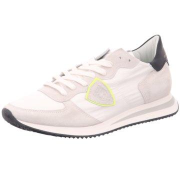 Philippe Model Sneaker Low weiß