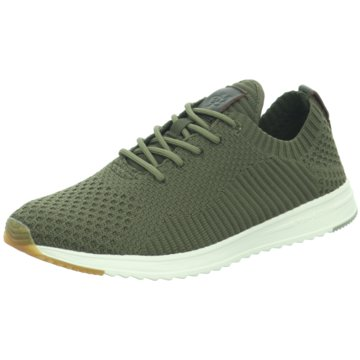 Marc O'Polo Sneaker Low oliv