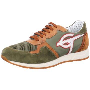 GALIZIO TORRESI Sneaker Low grün
