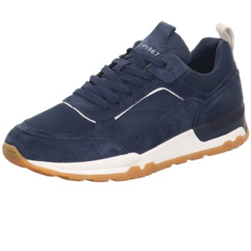 Marc O'Polo Sneaker Low blau