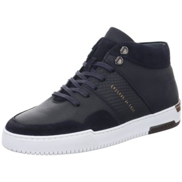 Cycleur de Luxe Sneaker High blau