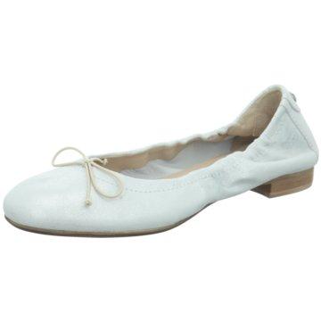 Donna Carolina Ballerina weiß