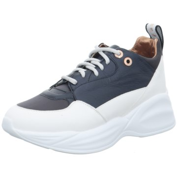 Alexander Smith Plateau Sneaker schwarz