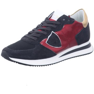 Philippe Model Sneaker Low schwarz