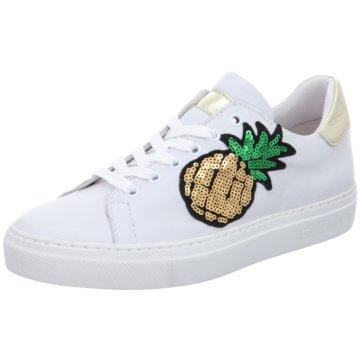 ELENA Italy Sneaker Low weiß