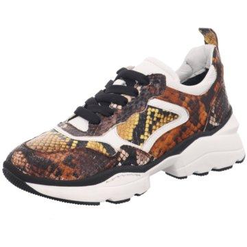 Maripé Sneaker Low braun