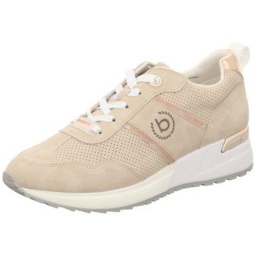 Bugatti Sneaker Low beige