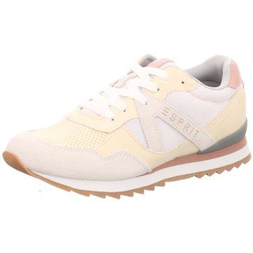 Esprit Sneaker LowASTRO LU beige