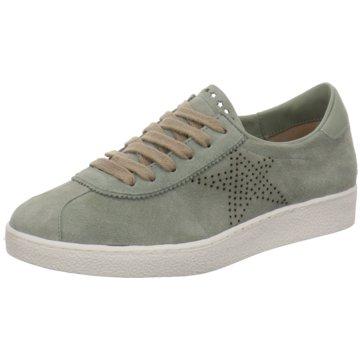 Mjus Sneaker Low grün