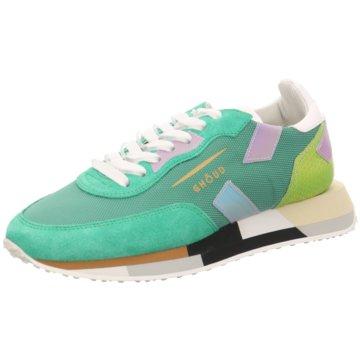 Ghoud Sneaker Low grün