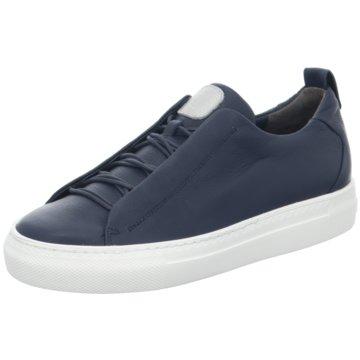 Paul Green Sneaker World blau