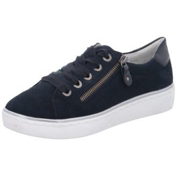 Remonte Sportlicher SchnürschuhSneaker schwarz