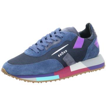 Ghoud Sneaker World blau