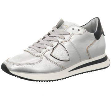Philippe Model Sneaker Low silber
