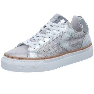 MACA Kitzbühel Sneaker Low silber