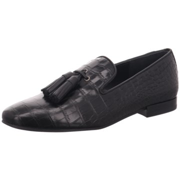Pedro Miralles Business Slipper schwarz