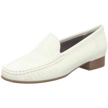 Jenny Komfort Slipper weiß