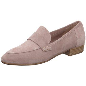 Donna Carolina Klassischer Slipper rosa