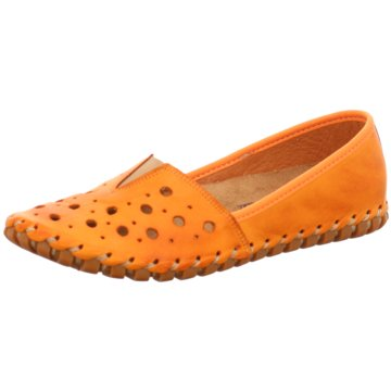 Gemini Komfort Slipper orange