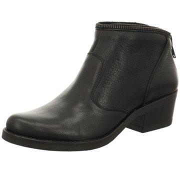 Kanna Ankle Boot schwarz