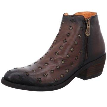 Kanna Ankle Boot braun