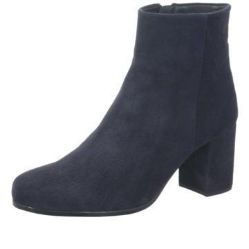 Unisa Klassische Stiefelette blau