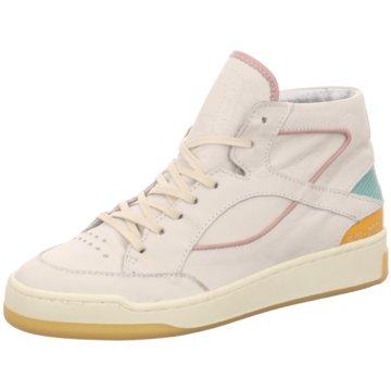 Mjus Sneaker High weiß