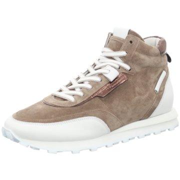 Kennel + Schmenger Sneaker High beige