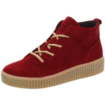 Gabor Sneaker HighElena rot