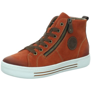 Remonte Sneaker High rot