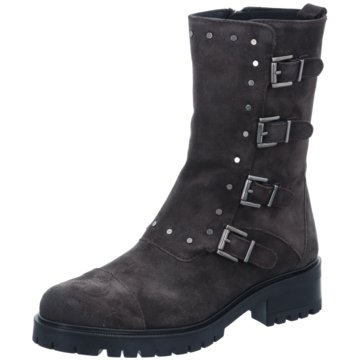 Alpe Woman Shoes Klassischer Stiefel grau