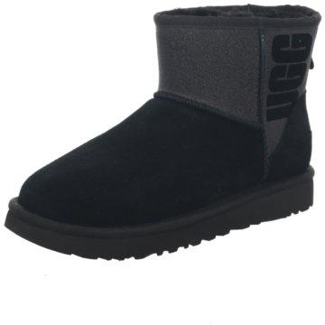 UGG Australia WinterbootAnkle-Bootie schwarz