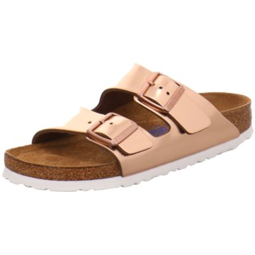 Birkenstock Top Trends PantolettenArizona gold