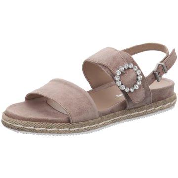 Alpe Woman Shoes Top Trends Sandaletten grau