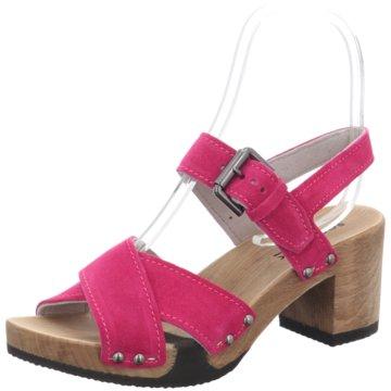 Softclox Plateau SandaletteNicola pink