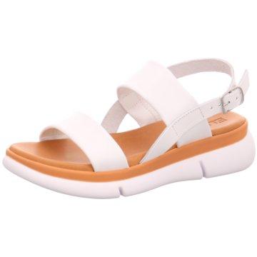 ELENA Italy Sandalette weiß