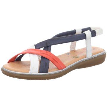 Marila Colours Sandale weiß