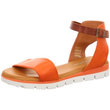 ELENA Italy Sandalette orange