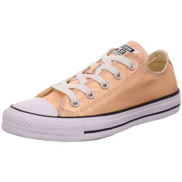 Converse Sneaker Low orange