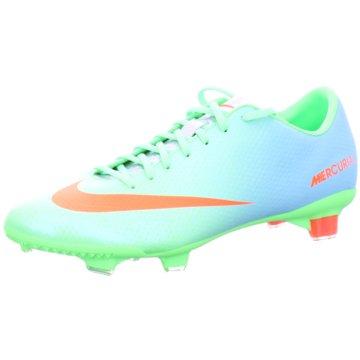 Nike Stollen-Sohle grün