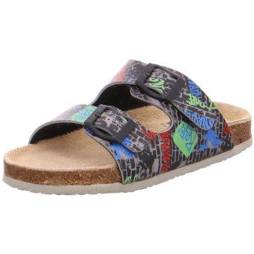 Softwaves Offene Schuhe bunt