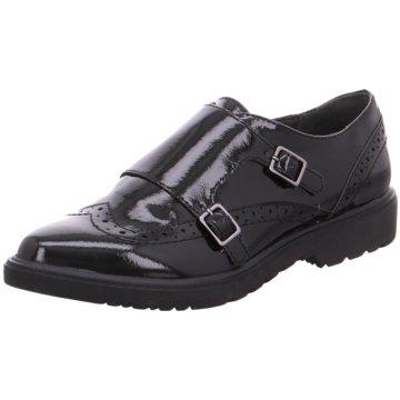 Tamaris Top Trends Slipper schwarz