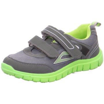 Hengst Footwear Klettschuh grau