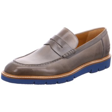 Melvin & Hamilton Business Slipper grau